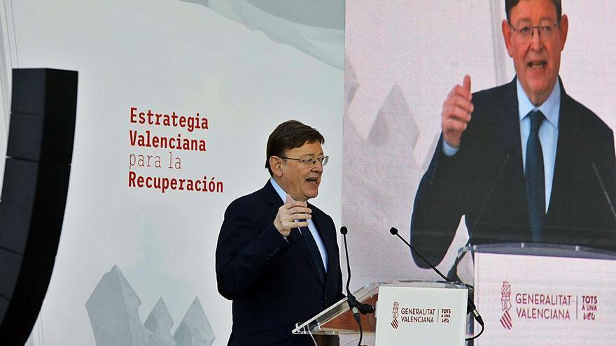 Puig defiende la digitalización y la sostenibilidad como claves para lograr 14.000 millones de la UE