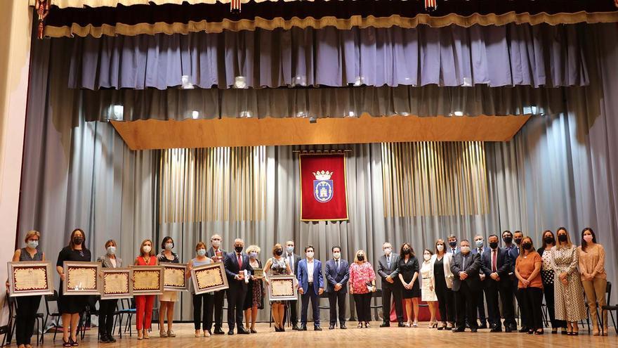 José Manaut, Manuel Civera, la mancomunidad Camp de Túria y los docentes de Llíria, personajes relevantes en 2021