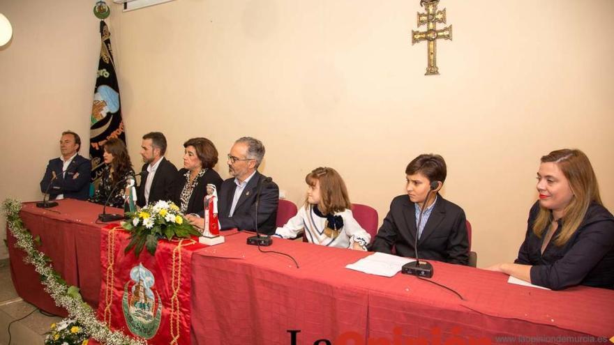 Presentación de Sultanes Moros, Príncipes de Al-Ándalus y Moro del Año en Caravaca