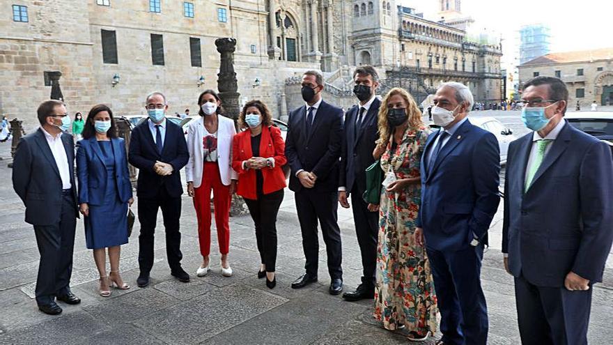 El Gobierno destina 25 millones a Galicia en el plan Xacobeo para restaurar patrimonio