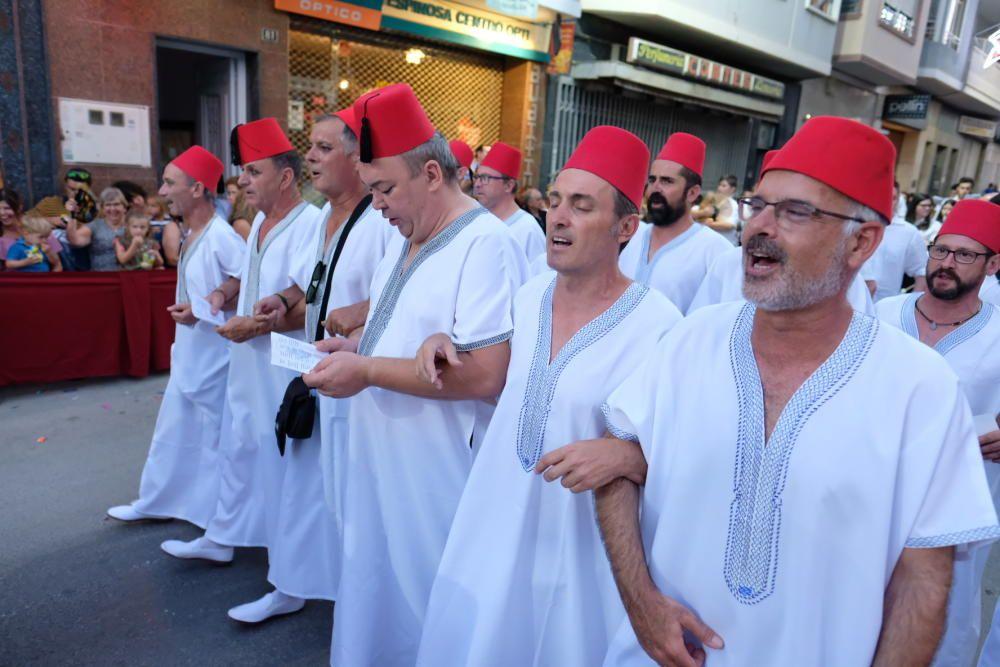 Los moros conquistan las calles de Novelda