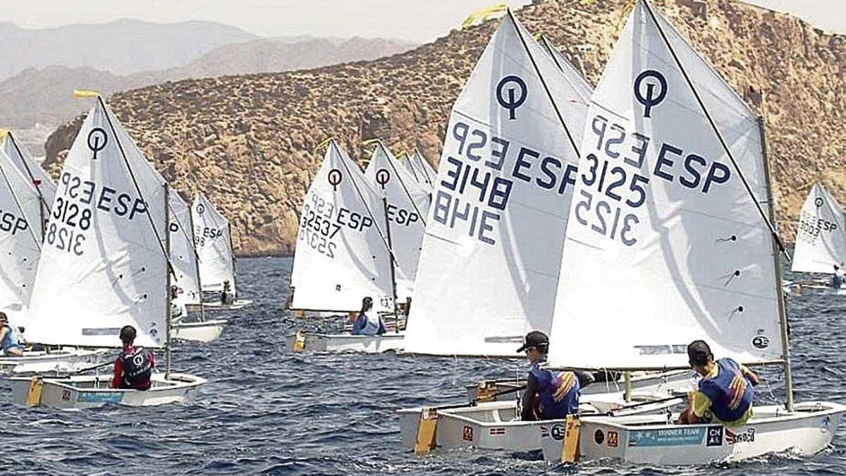 El Campeonato de España se está disputando en Murcia.