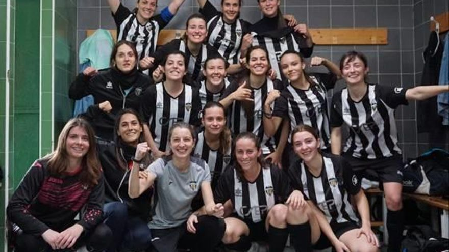 El Castellonense y  el Alzira femenino dominan la jornada