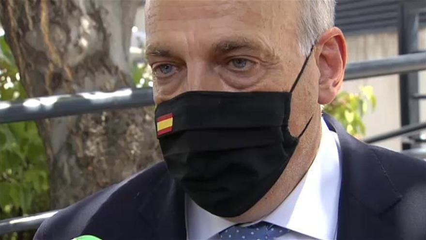 Javier Tebas asume la responsabilidad, pero no se plantea dimitir