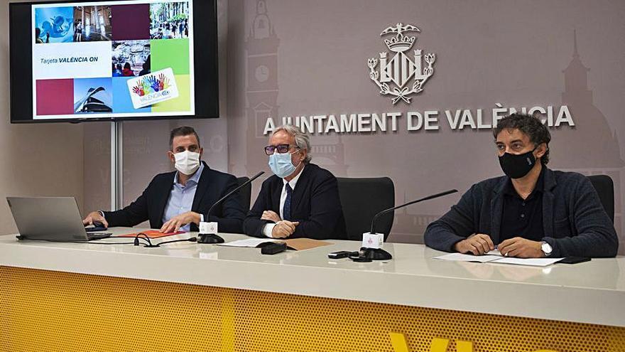 """Nace la tarjeta virtual """"Valencia On"""" para impulsar el turismo"""