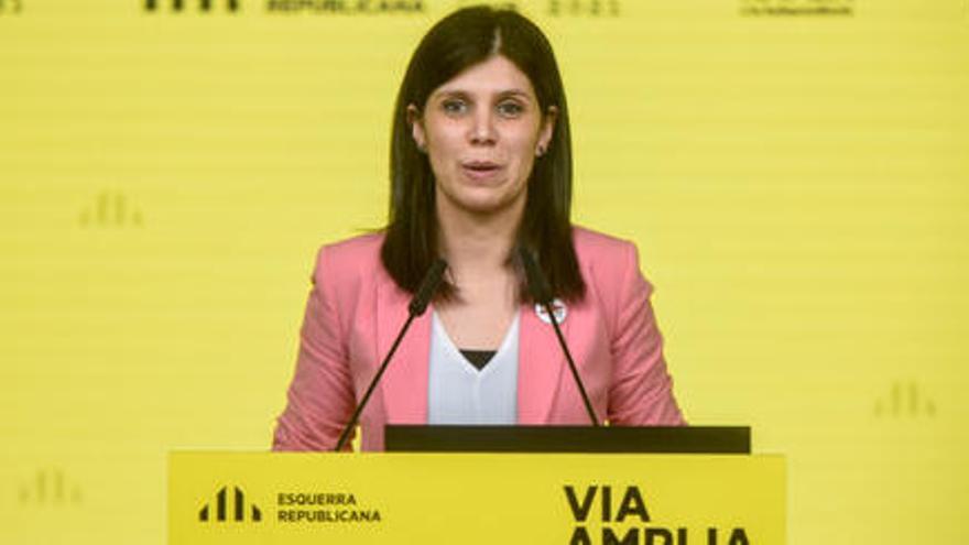 ERC rebutja que la Generalitat cedeixi poder al Consell per la República