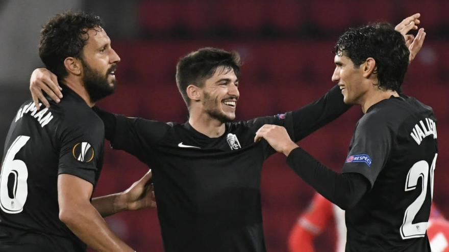 El Granada vence al PSV en un gran estreno en Europa