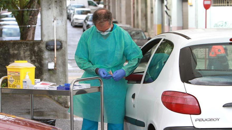 Galicia suma 461 contagios en las últimas 24 horas