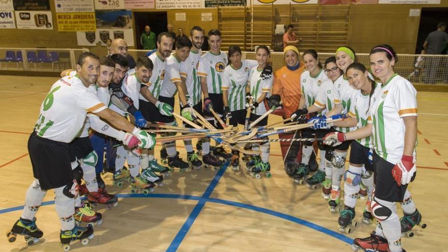 El Club Patí Jonquerenc prepara una temporada de primera