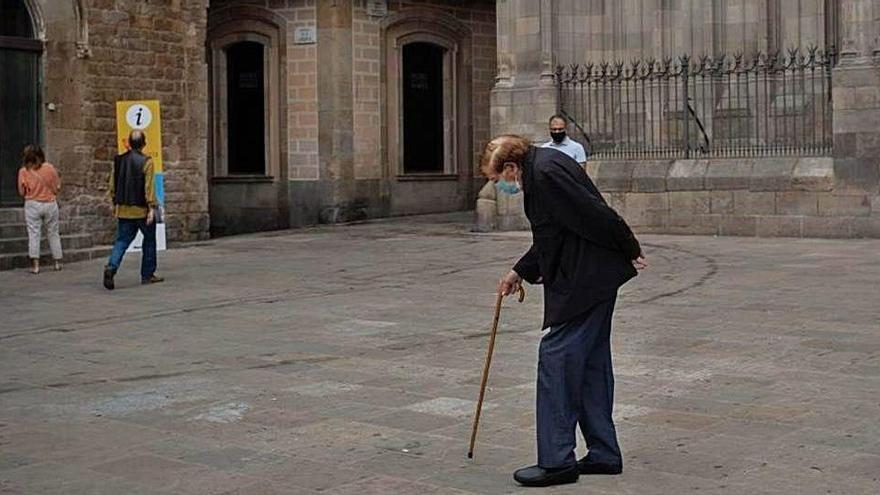 La covid avançarà cinc anys les demències i la dependència entre les persones grans