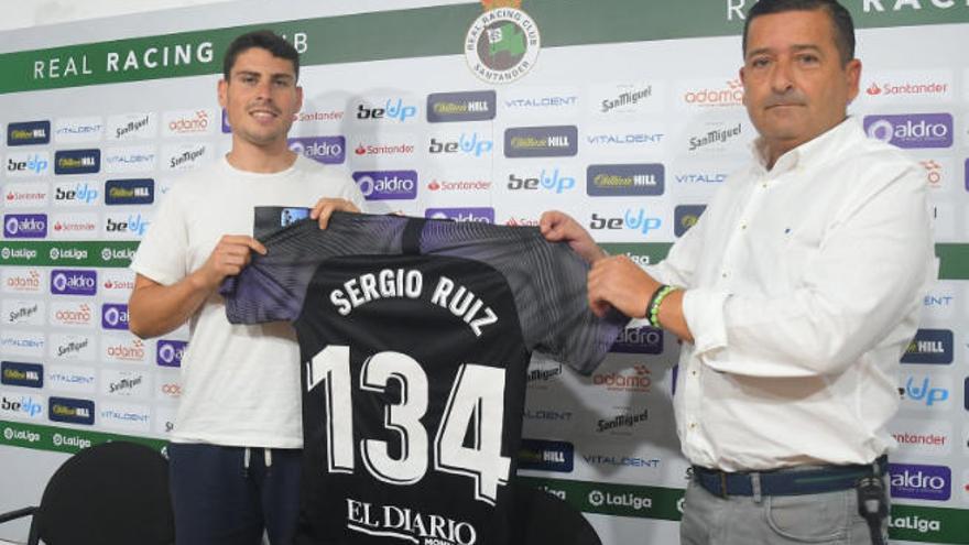 La UD se hace con Sergio Ruiz