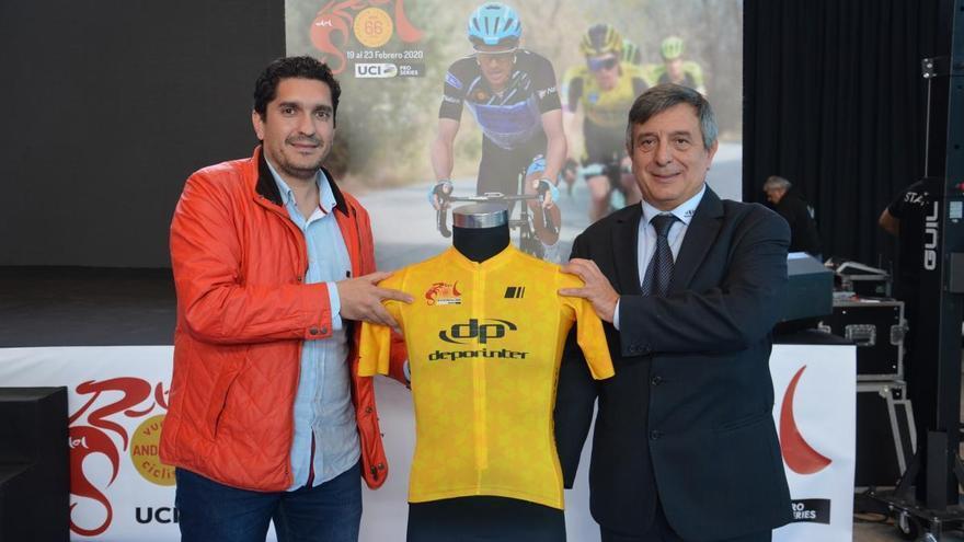 Lucena estará presente en la Vuelta Ciclista a Andalucía
