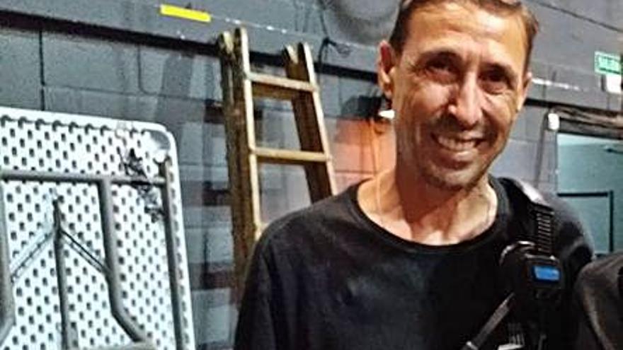 Fallece José Luis Sirvent, jefe de tramoya del Teatro Principal de Alicante