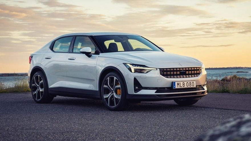 Polestar 2: Toma de contacto exclusiva con el modelo eléctrico sueco