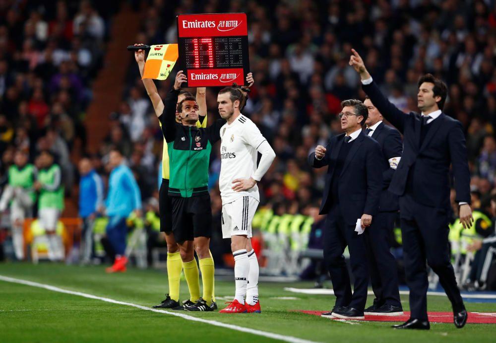 Copa del Rey: Real Madrid-Barcelona