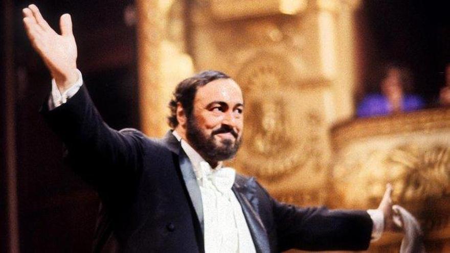 Pavarotti, el hombre y la estrella