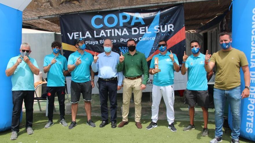 I Copa Vela Latina del Sur (Lanzarote)