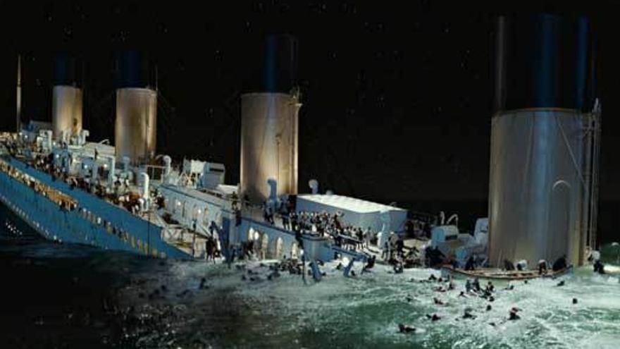 """Las últimas horas en el puente de mando del """"Titanic gallego"""""""