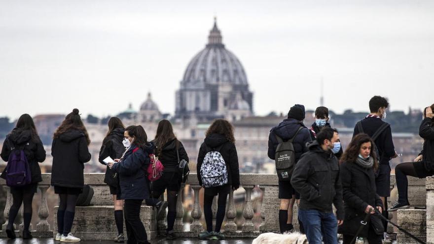 Italia prorroga el estado de emergencia hasta el 30 de abril