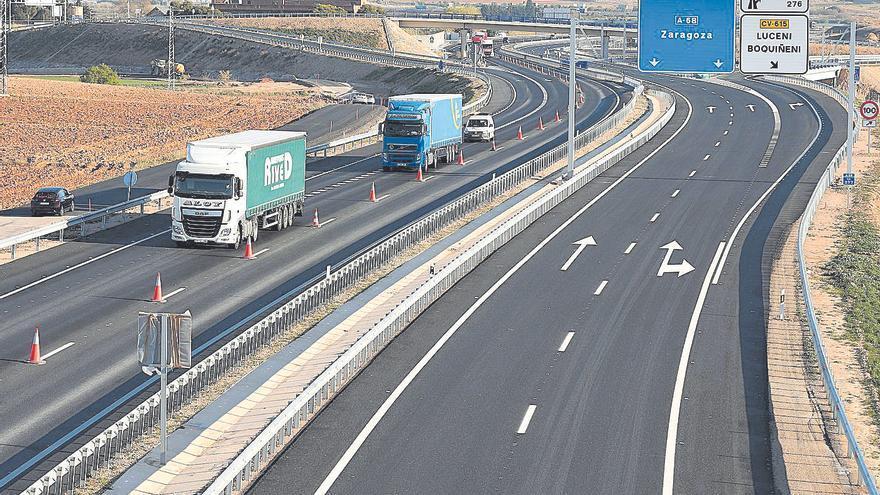 Rechazo unánime y rotundo en Aragón al cobro por el uso de las autovías