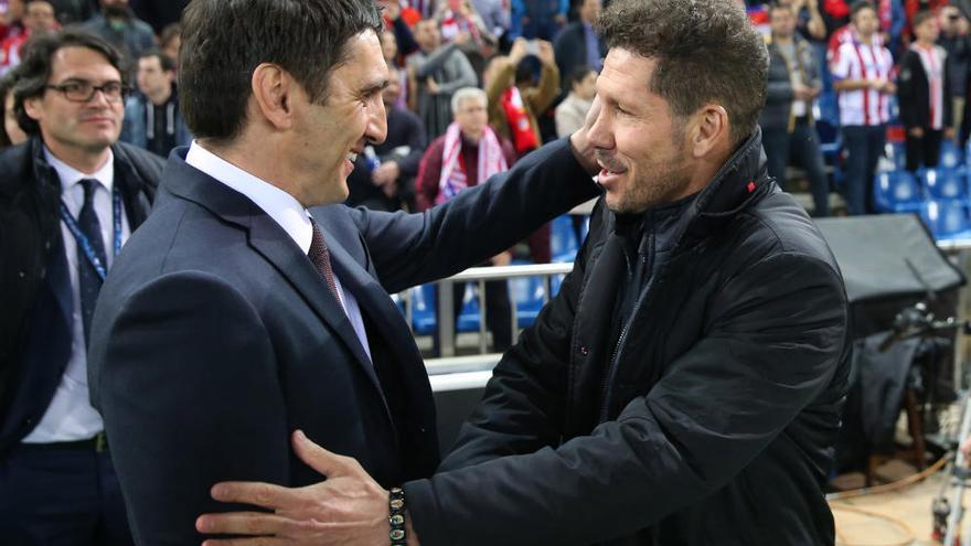 El Atlético, a cuartos de final por cuarto año seguido
