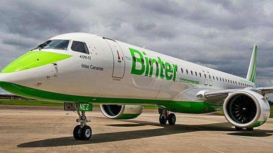 Binter amplía su oferta para vuelos a la península hasta el 15 de noviembre