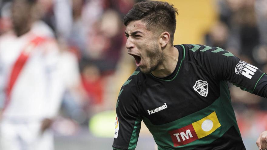 La selección española sub'21 llama a Óscar Gil