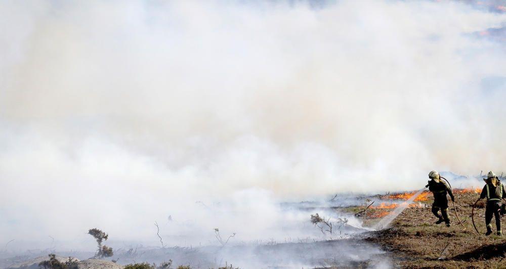 Incendis a Galícia