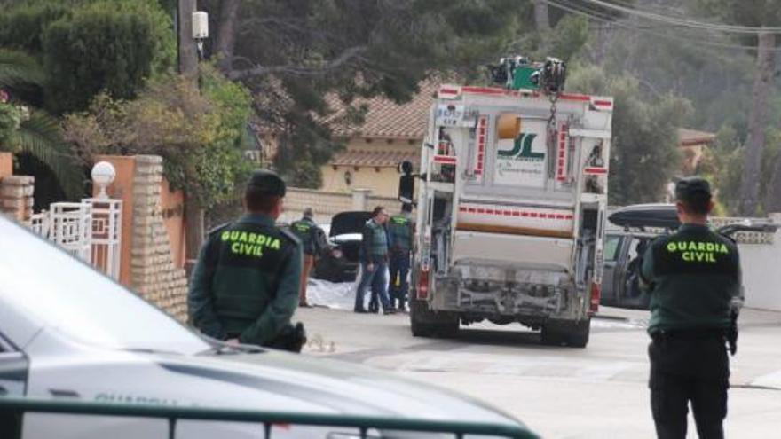 La mujer hallada en un contenedor murió acuchillada