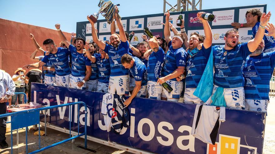 Rugby La Vila se convierte en el club referente de la provincia de Alicante
