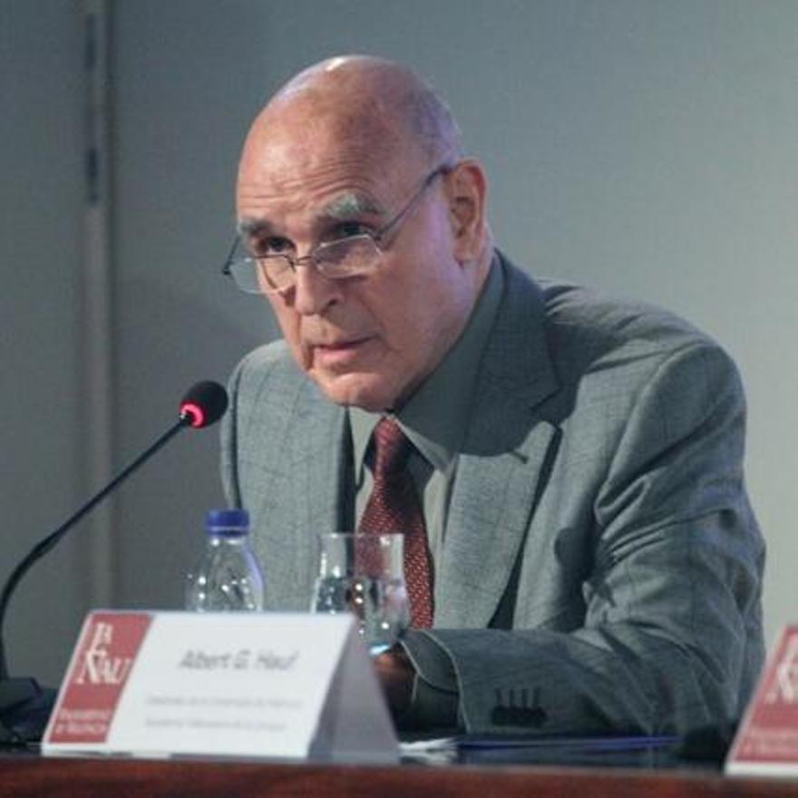 Albert Hauf.