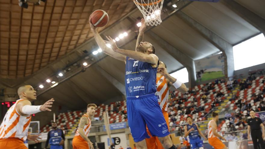EN DIRECTO: el Liberbank Oviedo busca el ascenso a ACB ante el Leyma Coruña