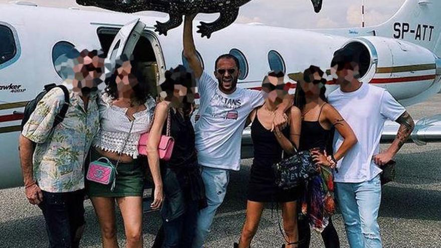 Un millonario italiano, acusado formalmente de violar a una joven en Ibiza