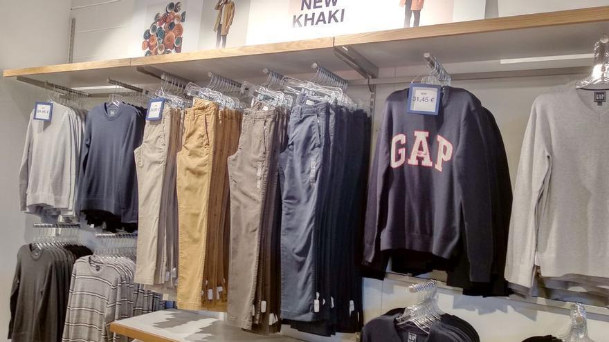 La marca de roba GAP obre una botiga outlet al Gran Jonquera