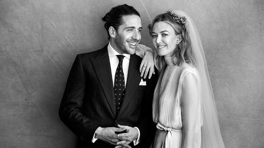 Marta Ortega y Carlos Torretta cumplen su segundo aniversario de boda igual de enamorados