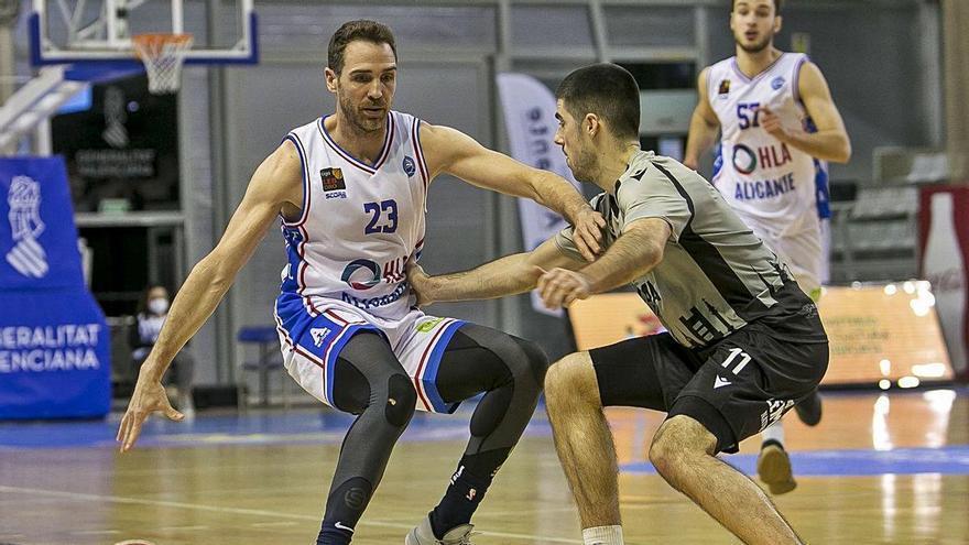 El HLA Alicante busca el «play-off»