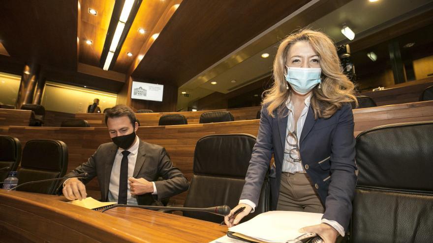 Teresa Mallada se querella contra el presidente de un colectivo que la denunció