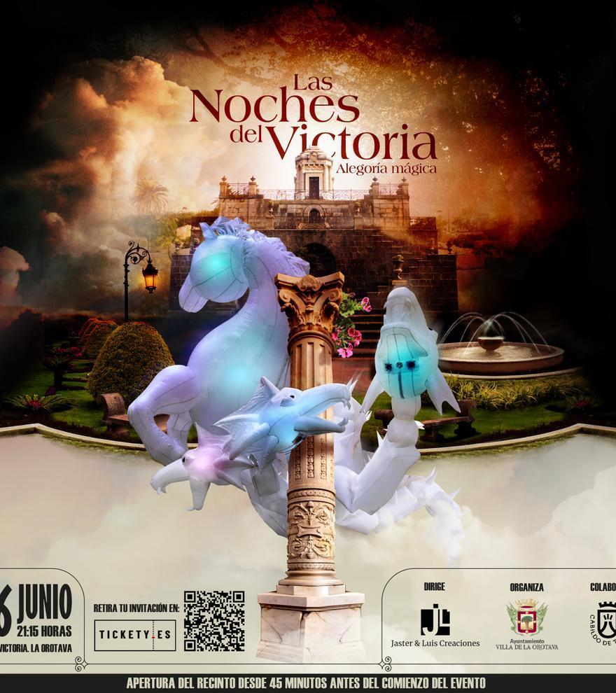 Las Noches del Victoria: Alegoría Mágica