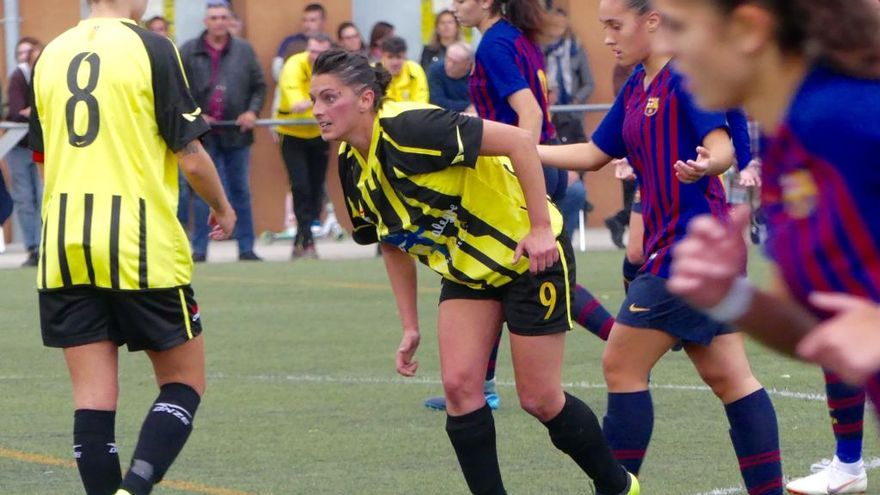 El Sant Pere Pescador es queda a un pas de sorprendre el Barça B