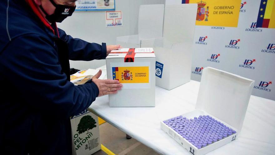 Dos residencias de San Pedro y Churra inauguran hoy la campaña de vacunas