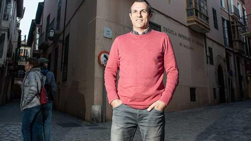 """Biel Barceló: """"No quería quedarme tocado y debilitado y ser un blanco fácil para el PP"""""""