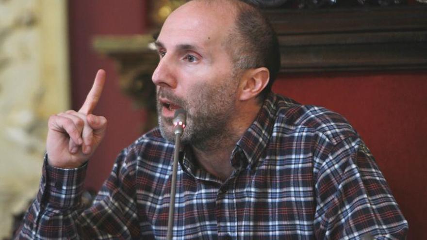 """Jácome: """"El PP no volverá al gobierno durante este mandato"""""""