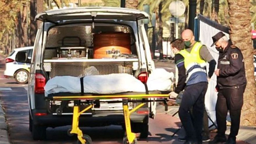 Una mujer de 44 años muere atropellada en el Bulevar Sur