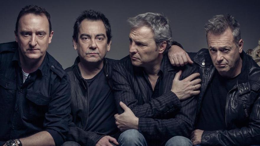 Los mejores momentos de los Hombres G, el grupo que llevó a la locura en los 80