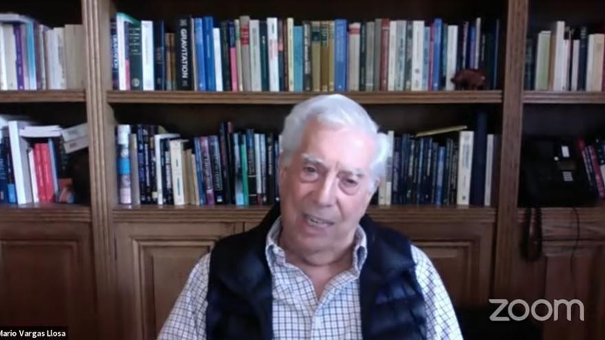 """Mario Vargas Llosa: """"El nacionalismo y la cultura no se llevan bien"""""""