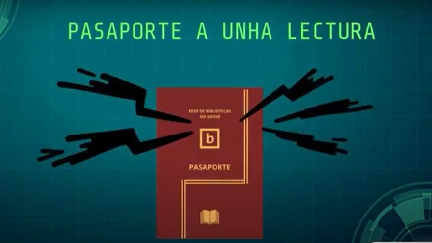 """""""Pasaporte a una lectura"""", una actividad inspirada en la Biblioteca de Los Ángeles"""