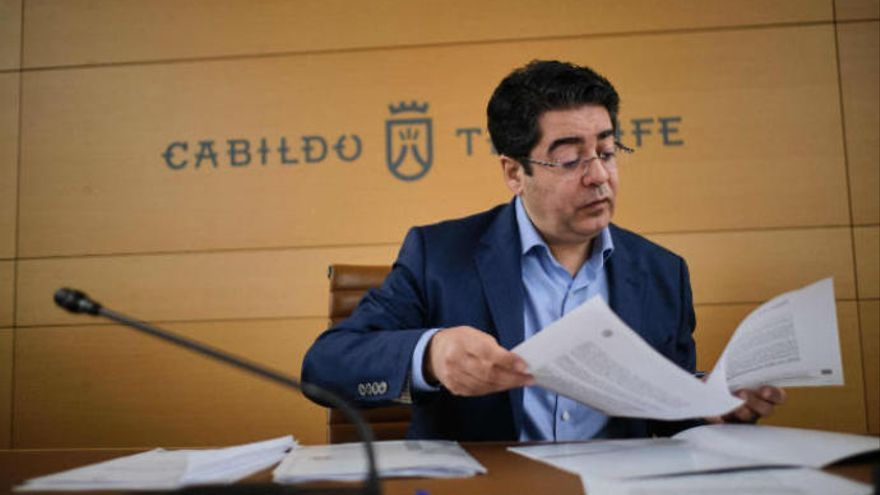 Martín propone reorientar el presupuesto insular como respuesta social ante la crisis del Covid-19