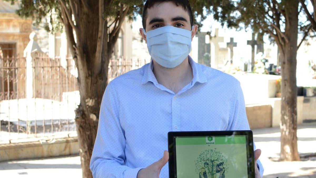 Cementerios virtuales, ¿la solución para las visitas con el coronavirus?