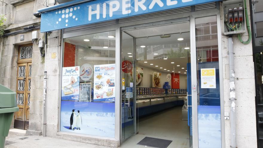 Hiperxel, el favorito de los gallegos para adquirir sus congelados