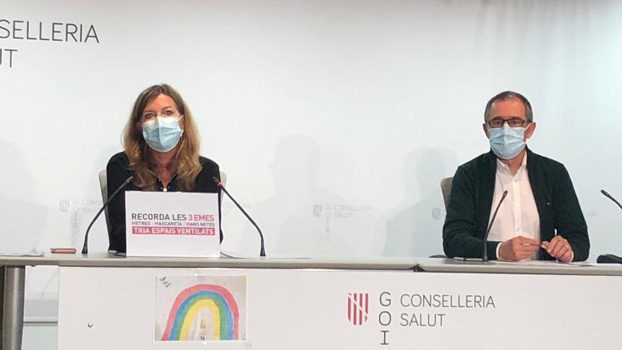 """Coronavirus en Baleares: Salud celebra la """"estabilidad"""" después de Semana Santa, pero pide """"ser cautos"""""""